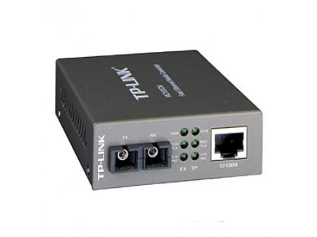 TP-LINK FAST ETHERNET MEDIA CONVERTER MC100CM