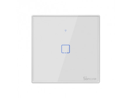SONOFF PANEL T2 WALL LIGHT SWITCH (ONE WAY)