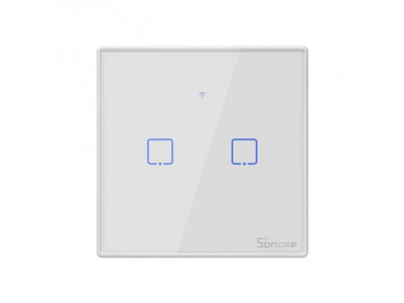 SONOFF PANEL T2 WALL LIGHT SWITCH (TWO WAY)