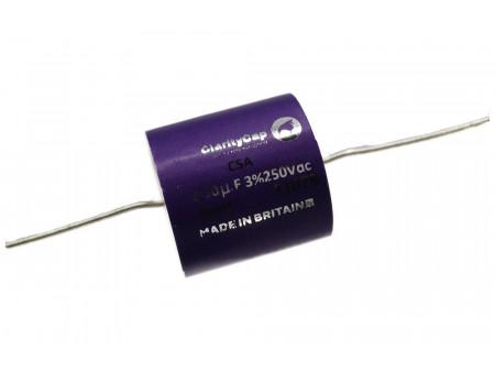CLARITYCAP CSA3U3H250VDC 3,3 ΜF 3% CSA 250V CAPACITOR