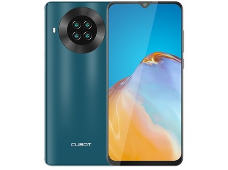 CUBOT NOTE 20 64GB 3GB DUAL GREEN