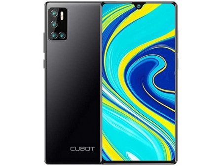 CUBOT P40 128GB DUAL SIM BLACK