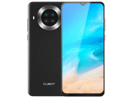 CUBOT NOTE 20 64GB 3GB DUAL BLACK