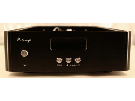AUDIO-GD D77 DEDICATED DISCRETE FULLY BALANCED DAC