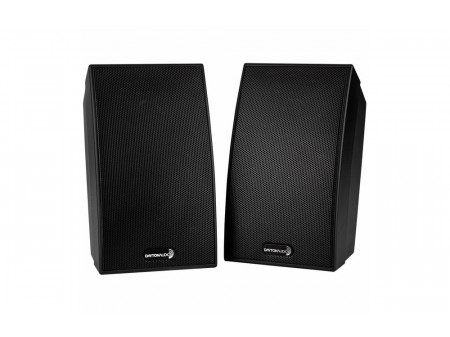 "DAYTON SAT-BK 3-3/4"" 2-WAY SATELLITE SPEAKER PAIR BLACK - PAR SATELITSKIH ZVUČNIKA"
