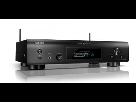 DENON DNP-800 NETWORK AUDIO PLAYER BLACK