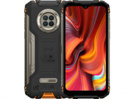 DOOGEE S96 PRO 8GB 128GB  DUAL ORANGE