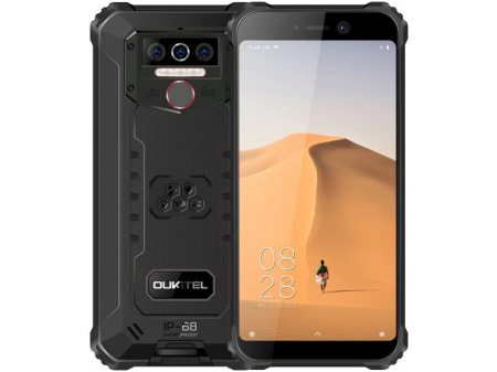 OUKITEL WP5 DUAL BLACK