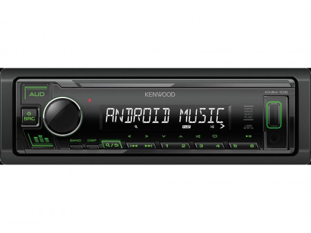 AUTO RADIO KENWOOD KMM-105 GY