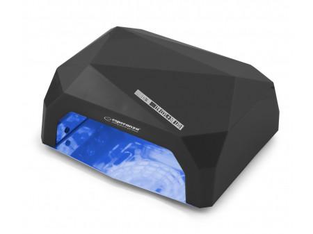 ESPERANZA UV LAMPA ZA NOKTE ONYX EBN002K BLACK
