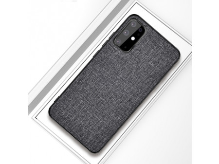 ZADNJA MASKA CLOTH ZA SAMSUNG GALAXY S20 GRAY