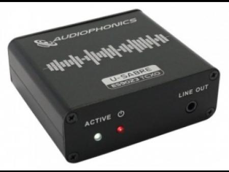 AUDIOPHONICS SA9023 / ES9023 USB DAC POJAČALO (TCXO EDITION)