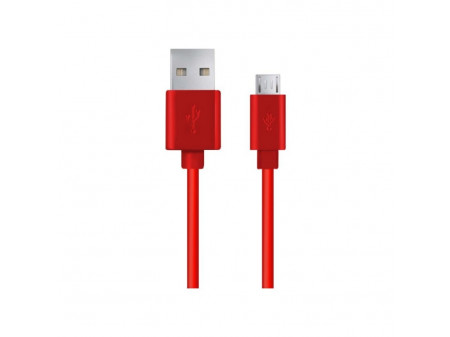 ESPERANZA KABEL EB144R MICRO USB 2.0 A-B M/M 1.5M RED