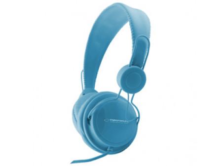 ESPERANZA SLUŠALICE STEREO SENSATION BLUE EH148B