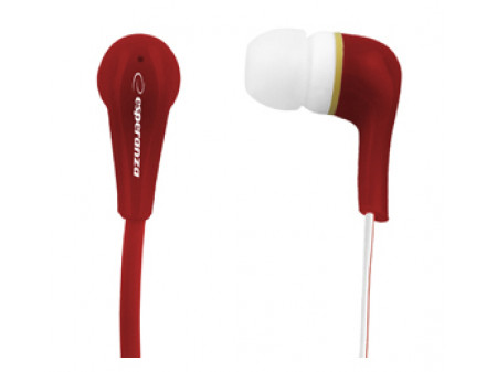 SLUŠALICE ESPERANZA LOLLIPOP EH146R RED EAR BUBBLE