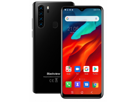 BLACKVIEW A80 PRO DUAL BLACK