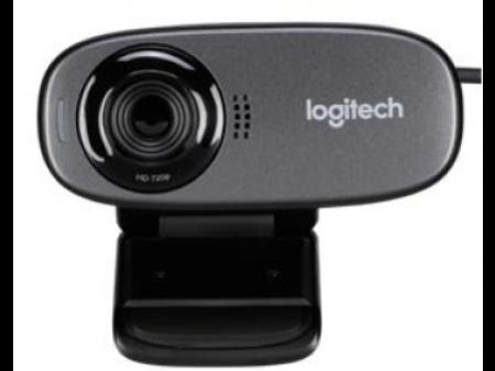 LOGITECH WEB KAMERA HD C310 BLACK