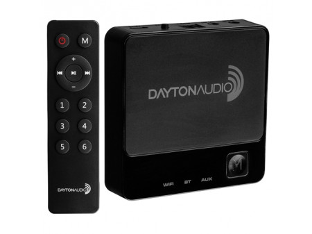 DAYTON WBA31 WIFI BLUETOOTH AUDIO RECIEVER Hi-Fly APP STREAMER