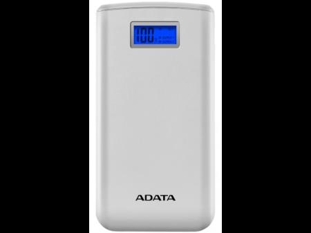 ADATA POWERBANK S20000D 20 000mAh WHITE
