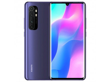 XIAOMI MI NOTE 10 LITE 6GB 128GB DUAL PURPLE