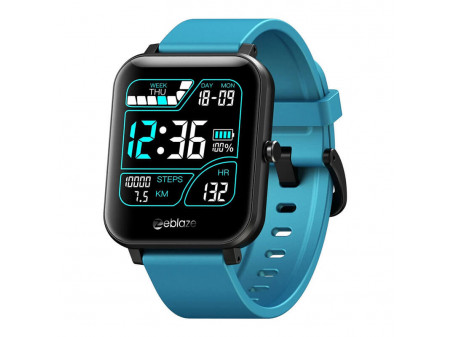 ZEBLAZE GTS SMARTWATCH BLUE