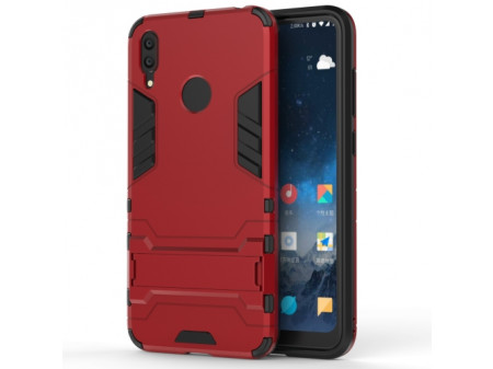 ZADNJA MASKA SHOCKPROOF ZA HUAWEI Y7 (2019) RED