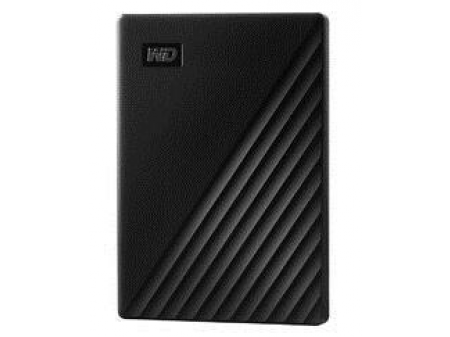WD MY PASSPORT 2TB USB 3.0 PORTABLE HARD DRIVE BLACK