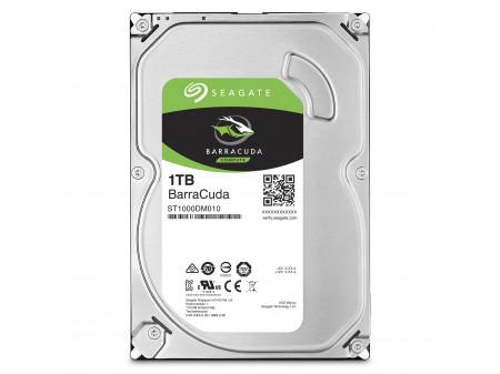 SEAGATE BARRACUDA HDD ST1000DM010 1TB SATA III (D)