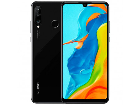HUAWEI P30 LITE NEW EDITION DUAL 6GB 256GB BLACK