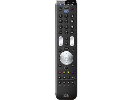 ONE FOR ALL ESSENCE 4 UNIVERSAL REMOTE CONTROL URC7140