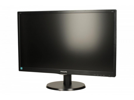 MONITOR PHILIPS 23.6'' 243V5LSB' LED DVI BLACK