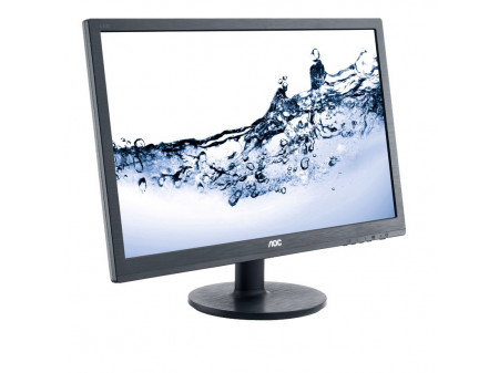 "AOC MONITOR 24"" E2460SH LED DVI HDMI"