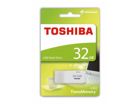 TOSHIBA USB MEMORIJA PENDRIVE 32GB USB2.0 WHITE