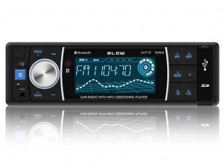 BLOW RADIO AVH-8686 MP3+ REMOTE+ BT