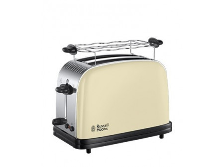 RUSSELL HOBBS TOSTER COLOURS CREAM 23334-56