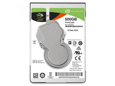 SEAGATE FIRECUDA SSHD 500GB 2,5'' ST500LX025