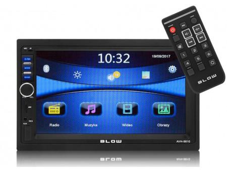 BLOW AUTO RADIO AVH-9810 2DIN 7'' CRNI