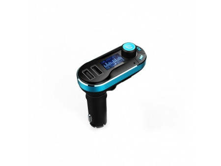 ART CAR FM TRANSMITTER WITH BT SCREEN FUNCTION
