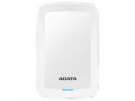ADATA DASHDRIVE HV300 1TB 2.5 USB3.1 PRIJENOSNI HDD WHITE