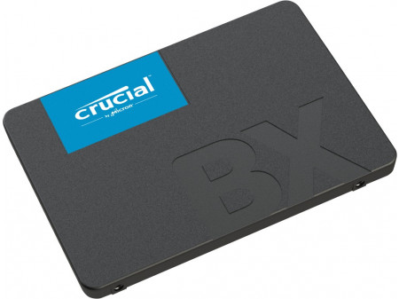 CRUCIAL SSD BX500 240GB SATA3 2.5 540/500MB/S