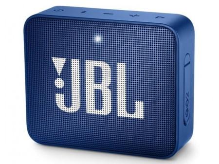 JBL GO 2 PRIJENOSNI ZVUČNIK BLUE
