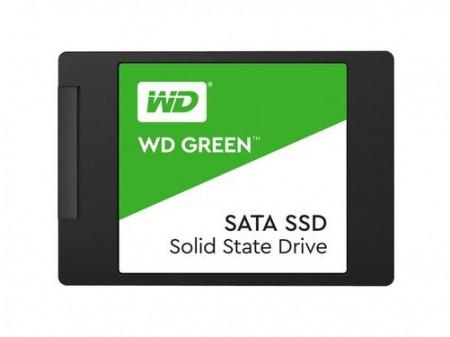 WD GREEN SSD 480GB SATA 2,5'' WDS480G2G0A