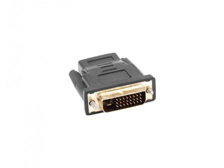 LANBERG ADAPTER HDMI (F) -> DVI -D (M)(24+1) BLACK