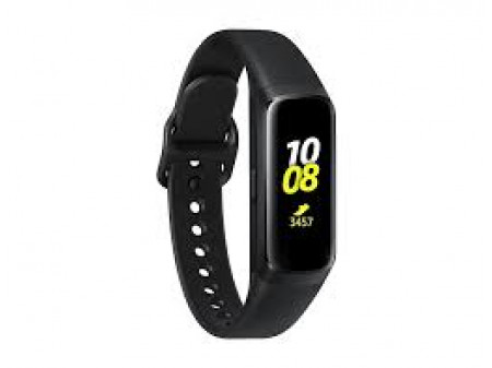 SAMSUNG R370 SMARTWATCH FIT BLACK