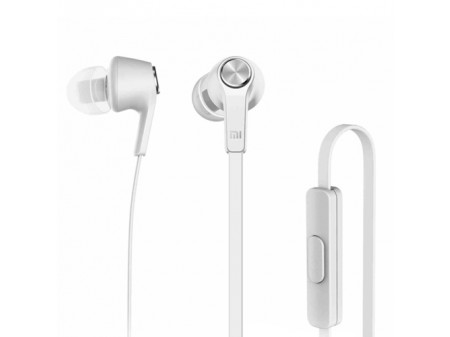 XIAOMI MI PISTON BASIC IN-EAR SLUŠALICE SILVER