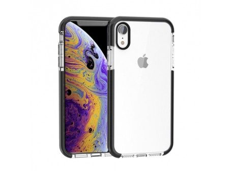 ZADNJA MASKA SOFT ZA IPHONE XS MAX BLACK - RASPRODAJA
