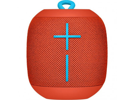 ULTIMATE EARS UE SPEAKER WONDERBOOM FIREBALL RED