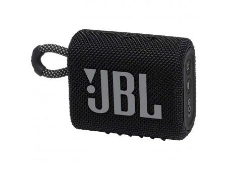 JBL GO 3 PRIJENOSNI ZVUČNIK BLACK