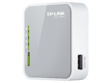 TP-LINK; WIRELESS N ROUTER TL-MR3020