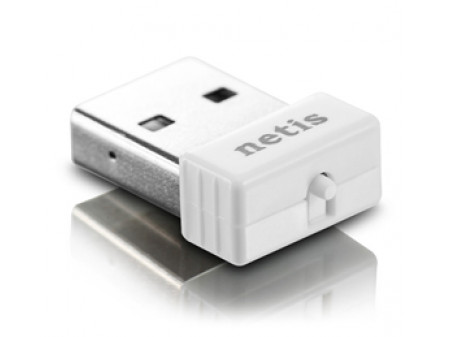 NETIS (MP) WIRELESS N NANO USB ADAPTER WF2120